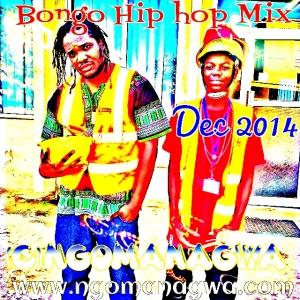 Bongo Hiphop Mix Dec 2014